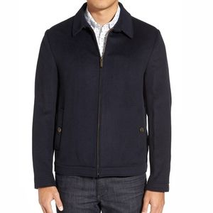 Ted Baker London Maxwell slim Harrington jacket